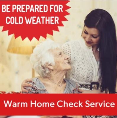 Warm Home Check